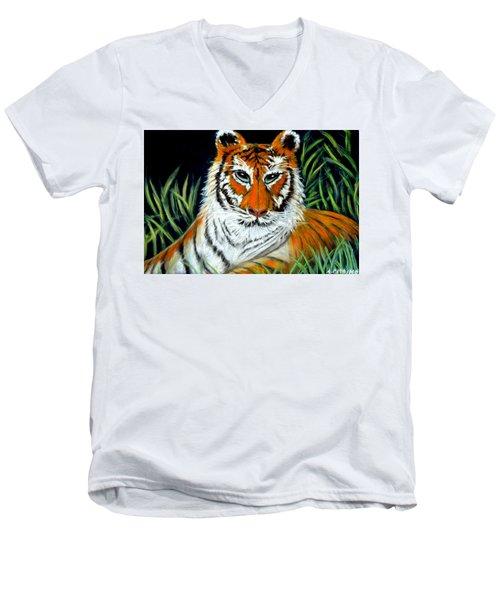 I A M Men's V-Neck T-Shirt