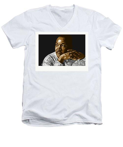 I Have A Dream . . . Men's V-Neck T-Shirt
