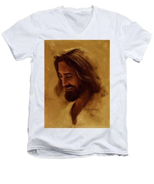 I Understand Men's V-Neck T-Shirt