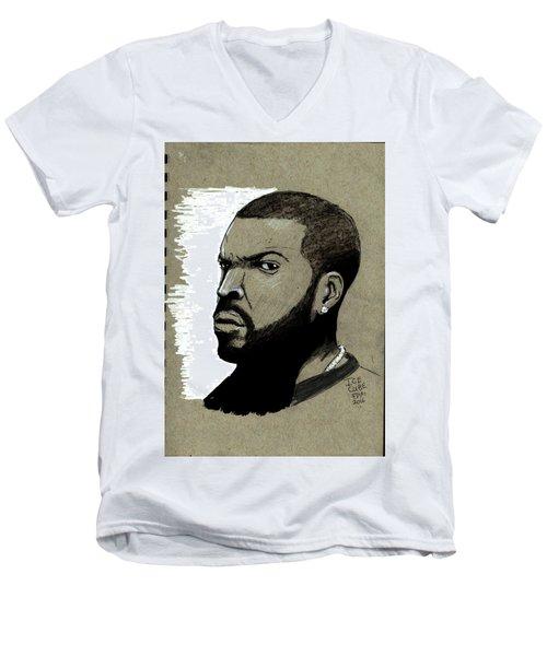 Ice Cube Men's V-Neck T-Shirt