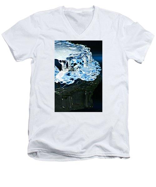 Ice Formation 11 Men's V-Neck T-Shirt