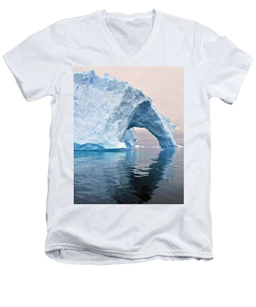 Iceberg Alley Men's V-Neck T-Shirt