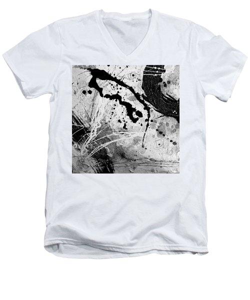 If Not Now   When Men's V-Neck T-Shirt by Tracy Bonin