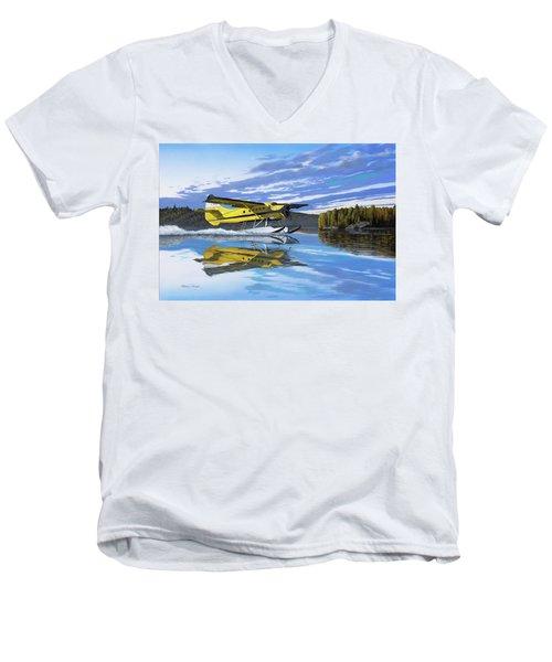 Ignace Adventure Men's V-Neck T-Shirt