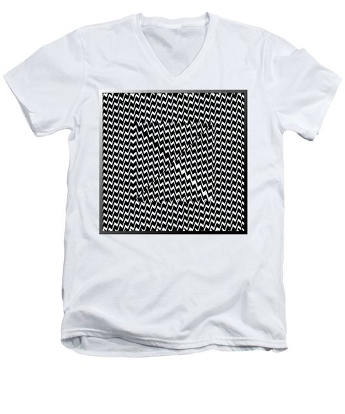 Illusion Exemplified Men's V-Neck T-Shirt
