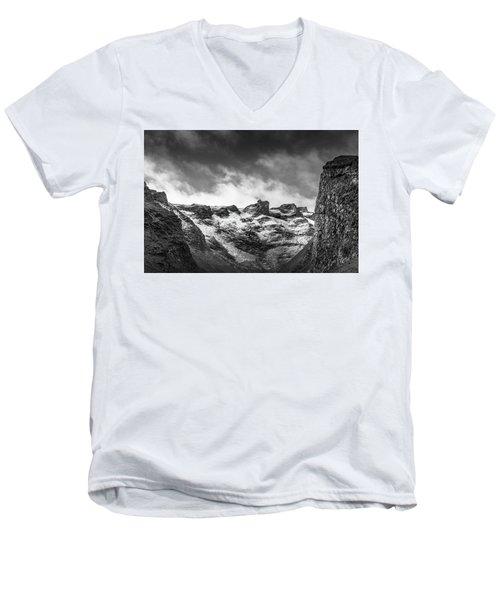 Impass Men's V-Neck T-Shirt