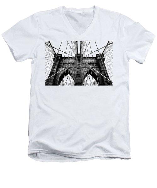 Imposing Arches Men's V-Neck T-Shirt