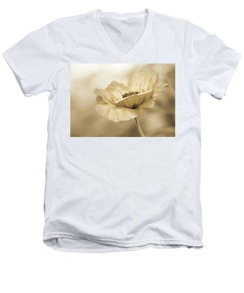In Due Diligence  Men's V-Neck T-Shirt