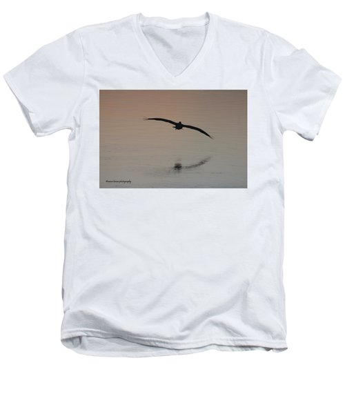 In For The Kill Men's V-Neck T-Shirt
