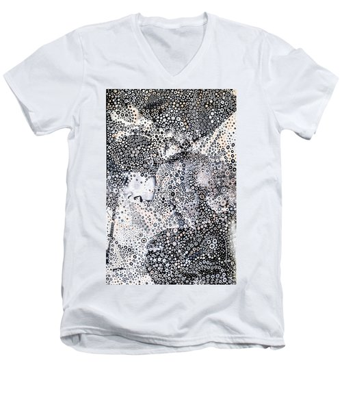 In Search For The Self Men's V-Neck T-Shirt