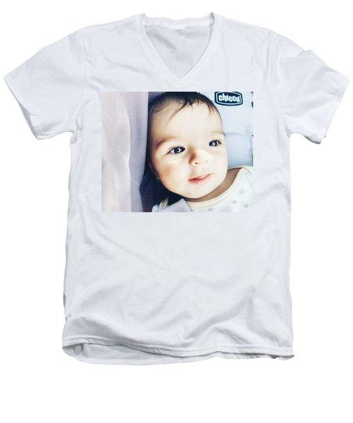 In Your Eyes #1 Men's V-Neck T-Shirt
