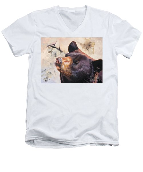 In Your Eyes Men's V-Neck T-Shirt
