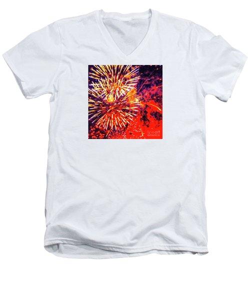 It's 2019 Seize The Year  Men's V-Neck T-Shirt