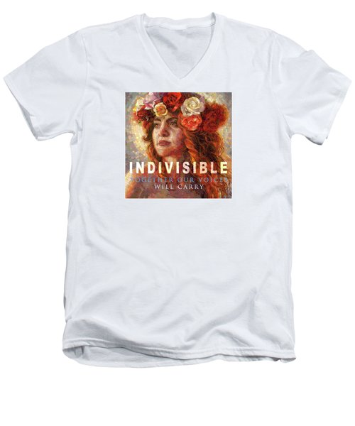 Indivisible Men's V-Neck T-Shirt