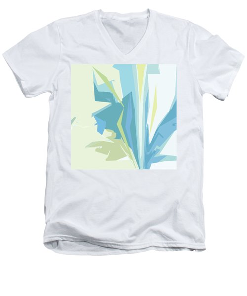 Inflorescence Men's V-Neck T-Shirt