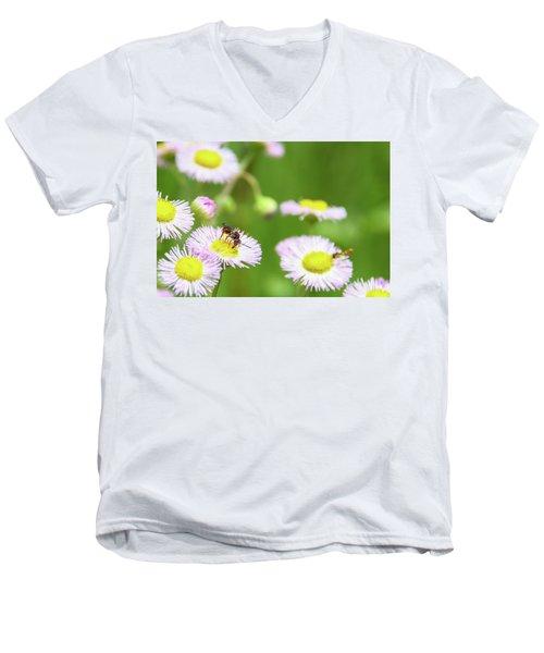 Inl-2 Men's V-Neck T-Shirt