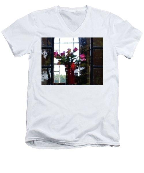 Inner Beauty Men's V-Neck T-Shirt