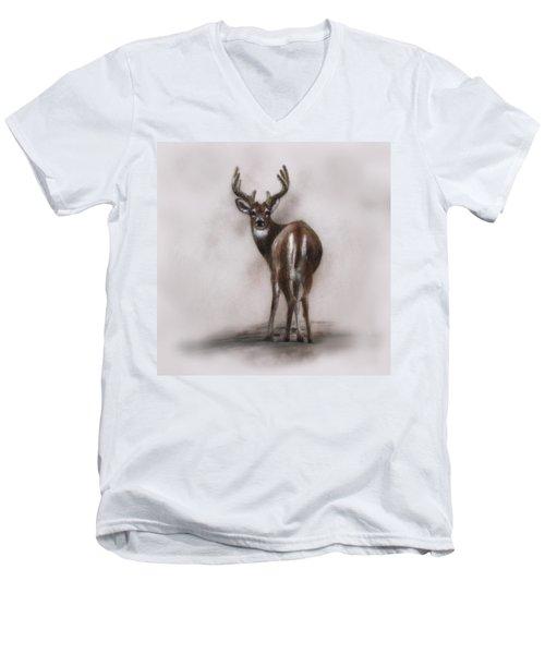 Innocent Beauty Men's V-Neck T-Shirt
