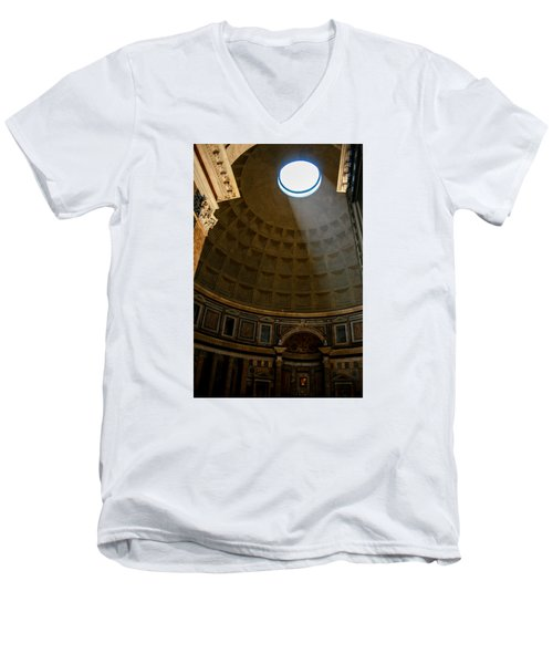 Inside The Pantheon Men's V-Neck T-Shirt