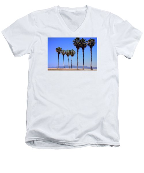Inspired Men's V-Neck T-Shirt