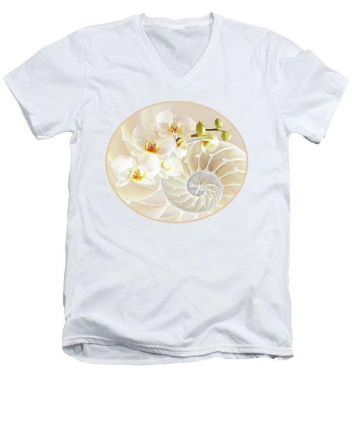 Intimate Fusion Men's V-Neck T-Shirt