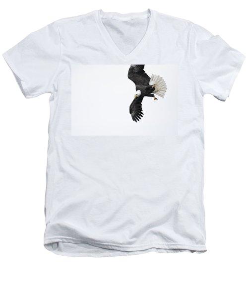 Into The Dive Men's V-Neck T-Shirt