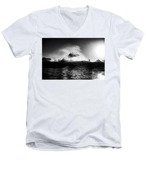 Into The Sun Men's V-Neck T-Shirt