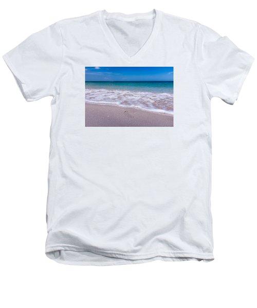 Inviting Men's V-Neck T-Shirt