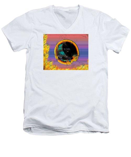Inw_20a5569_blankets Men's V-Neck T-Shirt