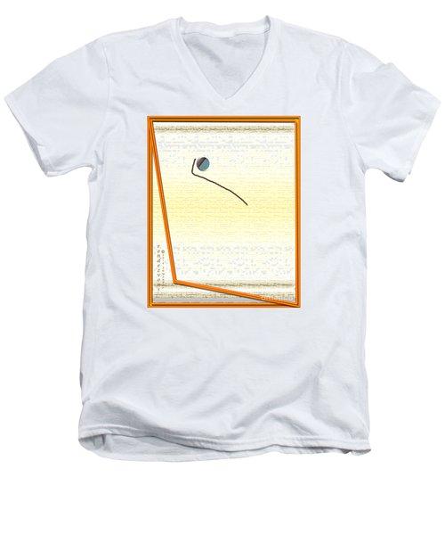 Inw_20a6140_rendezvous Men's V-Neck T-Shirt