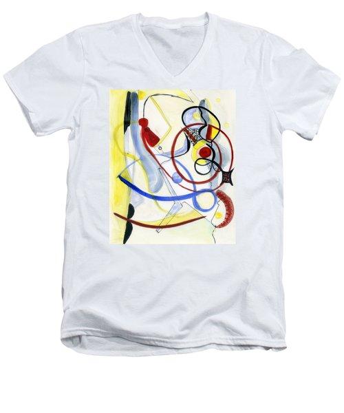 Island Days Men's V-Neck T-Shirt