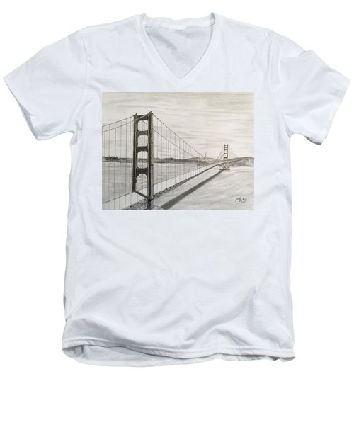 It's All About Perspective  Men's V-Neck T-Shirt
