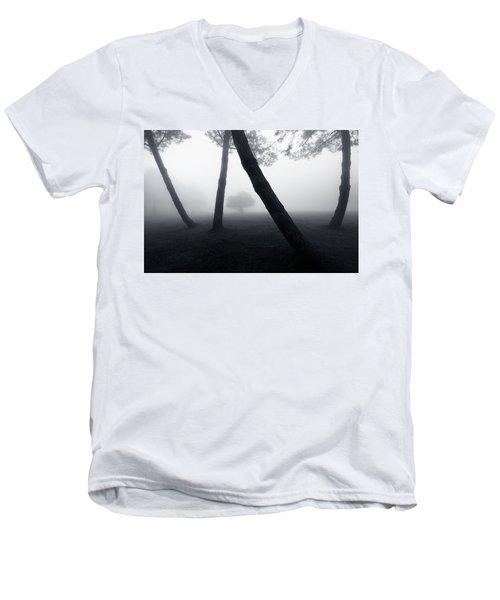 Jailed Men's V-Neck T-Shirt