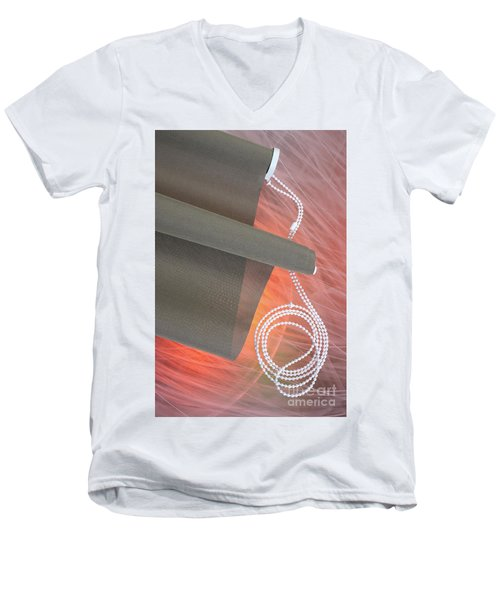 Jalousie #0008 Men's V-Neck T-Shirt
