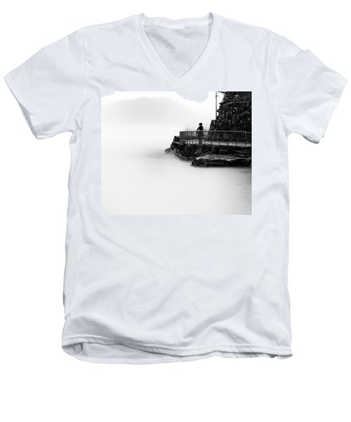 Jamais Vu  Men's V-Neck T-Shirt