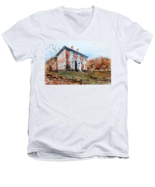 James Mcleaster House Men's V-Neck T-Shirt