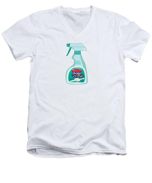 Japanese Kitchen Detergent Men's V-Neck T-Shirt