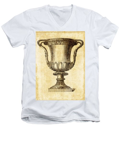 Jardiniere 01 Men's V-Neck T-Shirt