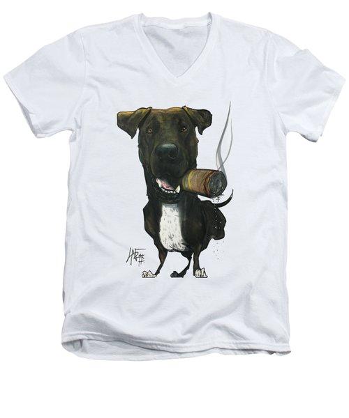 Jawad 7-1481 Men's V-Neck T-Shirt