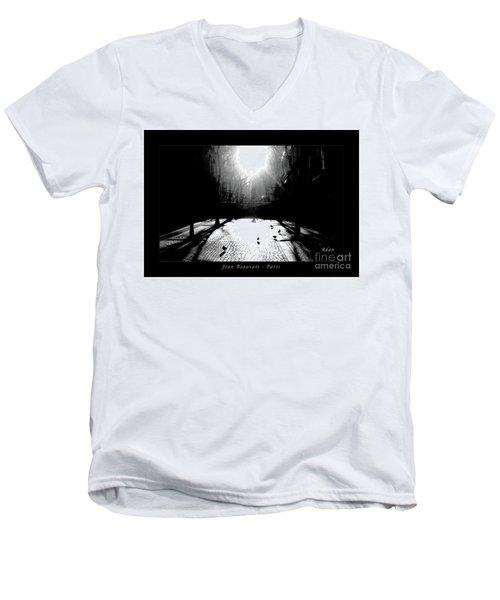Jean Beauvais Paris Men's V-Neck T-Shirt