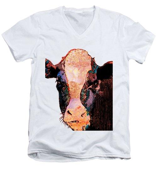 Jemima Men's V-Neck T-Shirt