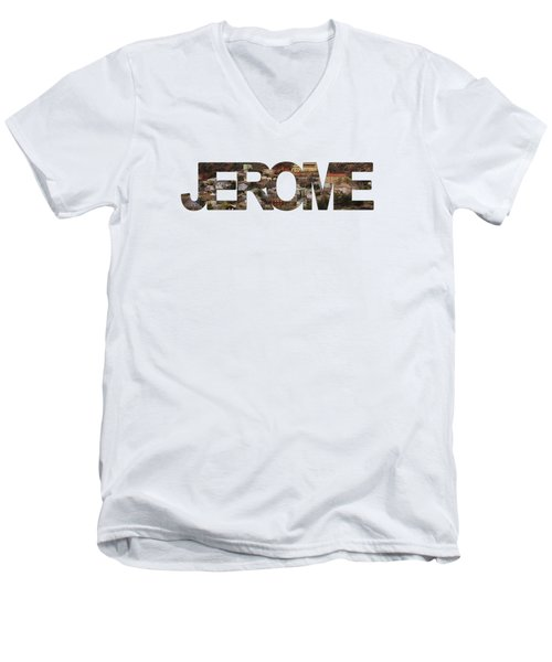 Jerome Men's V-Neck T-Shirt