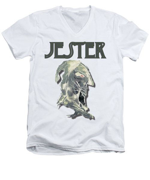 Jester Men's V-Neck T-Shirt