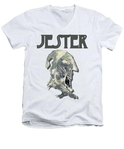 Jester Men's V-Neck T-Shirt