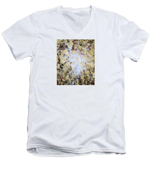 Jesus In Disguise Men's V-Neck T-Shirt