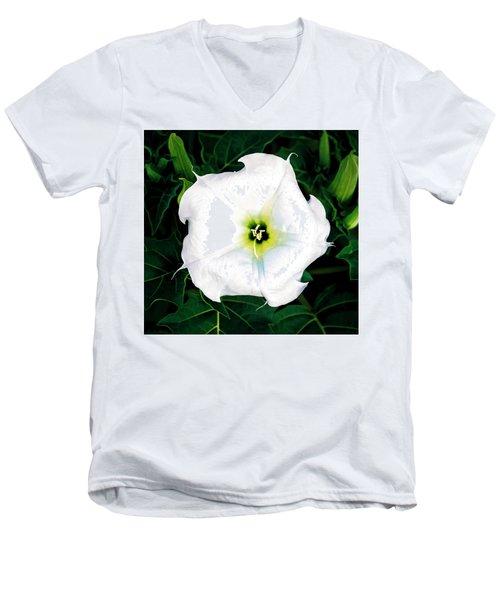 Jimson Weed #1 Men's V-Neck T-Shirt