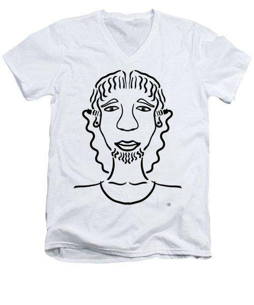 Jordao Men's V-Neck T-Shirt