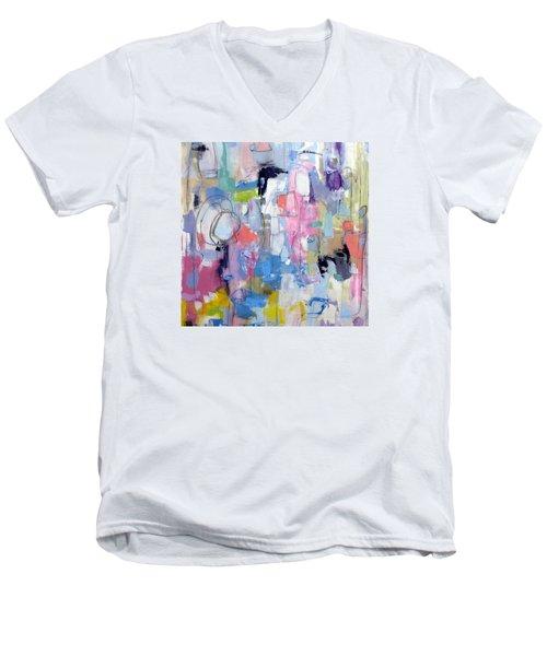 Journal Men's V-Neck T-Shirt