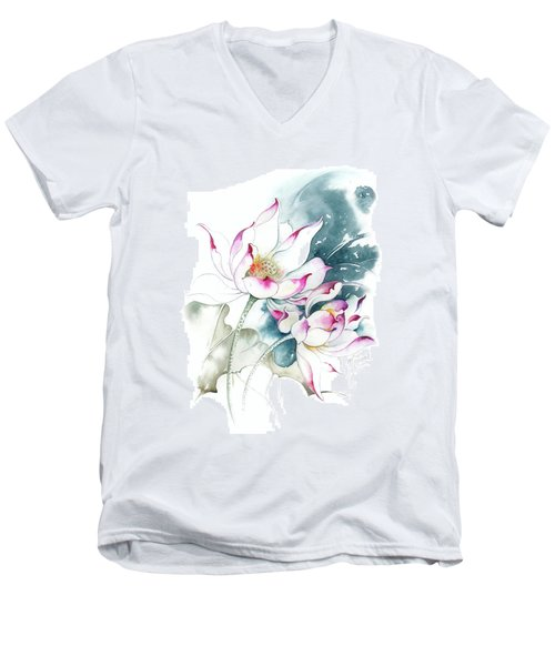 Journey For Two Men's V-Neck T-Shirt