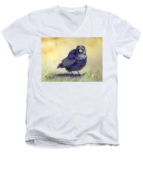 Judy's Raven Men's V-Neck T-Shirt